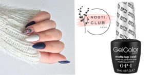 GelColor Matte Top Coat